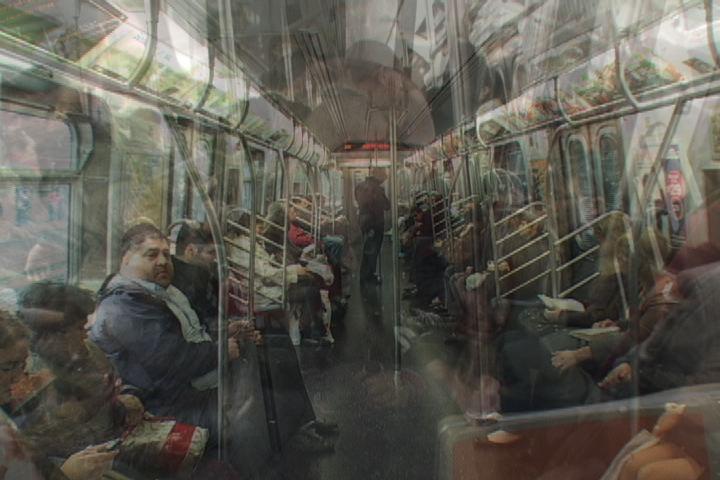 commuter's dreams
